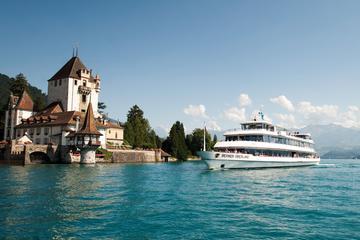 Interlaken Cruise Day Pass on Lake Thun