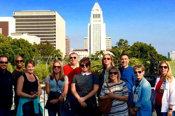 Downtown Los Angeles Walking Tour...