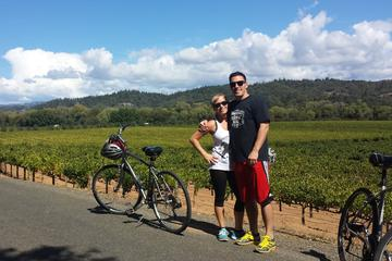 Book Healdsburg Wine Tasting Bike Tour on Viator