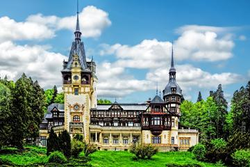 Exceptional private day trip from Bucharest: Discover Dracula and Peles Castles with a sightseeing tour of Brasov included