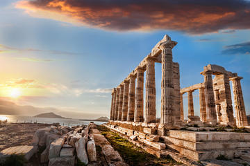 Private Full-Day Trip to Cape Sounion from Athens