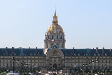 Invalides Army Museum and Cathedral Private Tour