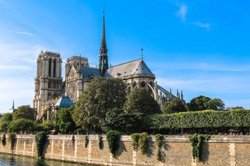Notre Dame, Sainte Chapelle, Conciergerie & Ile de la Cité tour