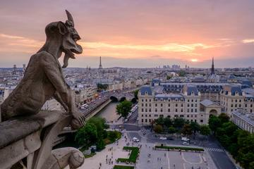 Paris Islands Private Tour Skip the Line Entrances and Rooftop Afternoon Tea