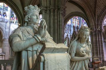 Saint-Denis Basilica Cathedral Tour