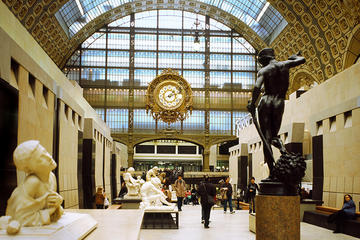 Musée d'Orsay Highlights Tour and Gourmet Lunch