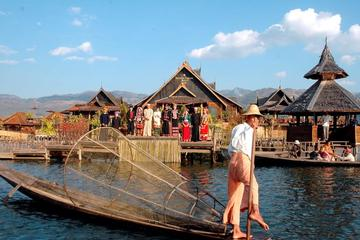 11-day Private Myanmar Adventure Tour: Most popular 6 destinations
