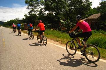 Full day Yangon Bike Tour