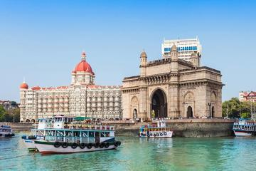 6-Day Private Golden Triangle: Agra Jaipur and Mumbai from New Delhi