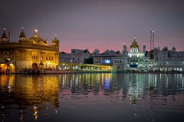 6 Days Golden Triangle Agra Jaipur and Amritsar Private Tour From Delhi