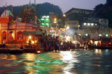 6 Days Golden Triangle with Haridwar and Rishikesh Private Tour from Delhi