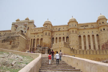 Five-Day Private Golden Triangle Tour to Agra and Jaipur From New Delhi