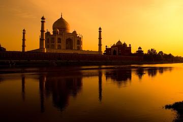 Four-Day Private Golden Triangle Tour to Agra and Jaipur From New Delhi