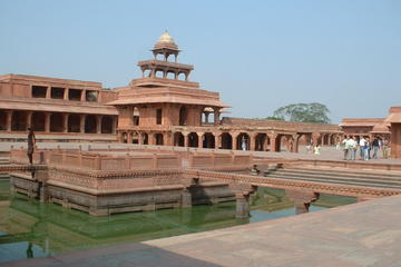 Private Day Tour to Agra from Delhi including Taj Mahal Agra Fort and Baby Taj