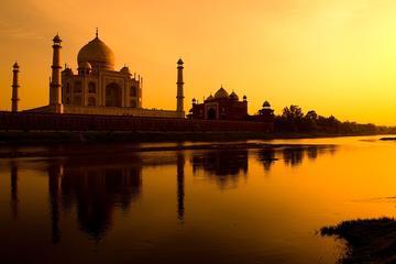 Private Day Trip to Agra from Delhi includes Taj Mahal Agra Fort Fatehpur Sikri