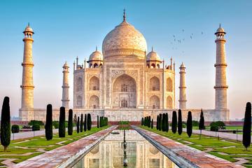 Private Sunrise Taj Mahal Luxury Tour from Delhi