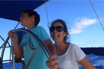 All-day sailing excursion to Les...