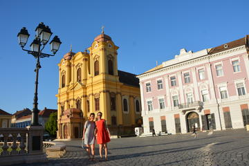 Timisoara All in One - Walking and ...