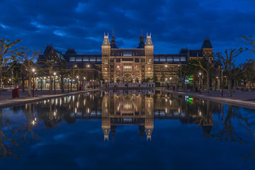 アムステルダム国立美術館への優先入場