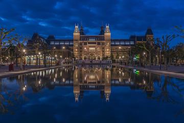Ingresso de entrada rápida para o Rijksmuseum de Amsterdã
