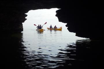Day Trip Door County Cave Kayak Tour near Green Bay, Wisconsin