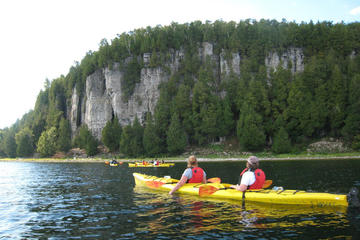 Day Trip Door County Eagle Bluff Kayak Tour near Green Bay, Wisconsin