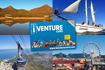 Premium 3 or 5 Day Unlimited Cape Town Pass
