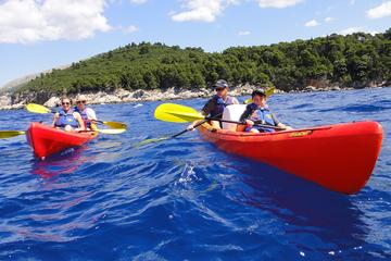 Dubrovnik and Lokrum island sea kayak tour