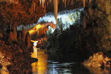 Bridgetown Barbados Shore Excursion Tour Harrison's Cave