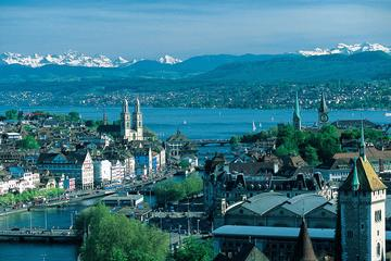 One-Day Tour to Zurich and Rhine Falls from Munich