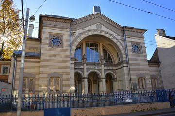 Jewish heritage tour in Vilnius with...