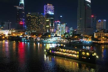 Dinner Cruise on Historic Saigon...