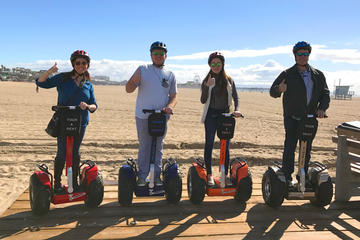Santa Monica Bay Segway Tour