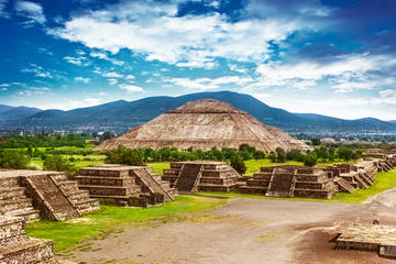 MEXICO CITY and TEOTIHUACAN VIP from RIV MAYA