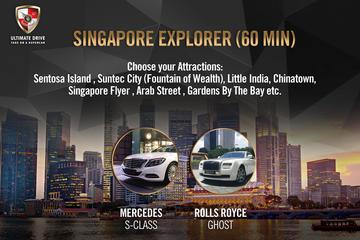 Singapore Explorer Tour