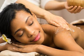 Aromatherapy Massage with Full Body Scrub and Full Body Mask Spa Treatment