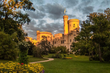 Babelsberg Park overshadowed by World History Walking Tour