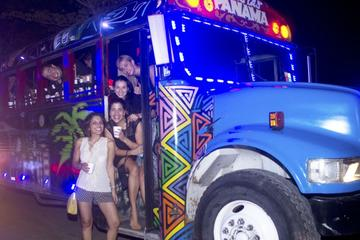 Party Bus Night Tour of Panama City