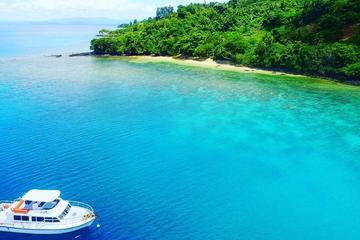 All-Inclusive Day Cruise to Beqa Island from Pacific Harbour
