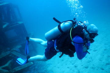 Discover Scuba Diving at Koh Tao or Sail Rock from Koh Samui