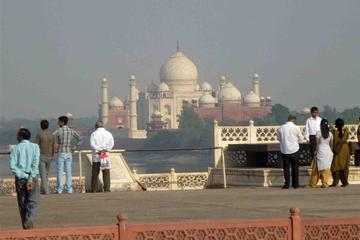 4 Points View of TajMahal Day Tour