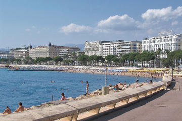Cannes Antibes and Saint-Paul de...