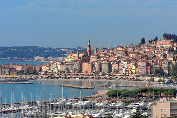Italian Market Menton and Turbie - Shared and Guided Full Day Tour
