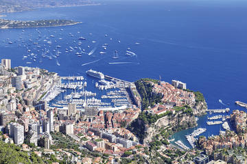 Monaco and Perched Medieval Villages - Shared and Guided full day Tour