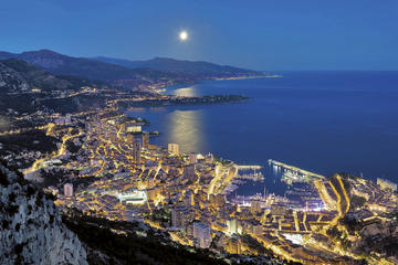 Monaco by night - Shared and Guided Half Day Tour