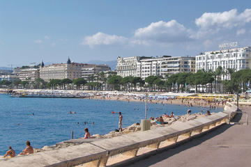 Small-Group Tour: Cannes, Antibes, and Saint-Paul de Vence