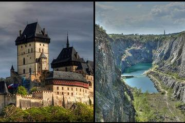 1 day tour around the Karlstejn castle and Little Amerika