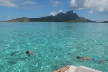 Full-Day Bora Bora Lagoon Cruise