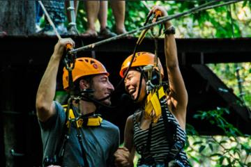 Angkor Wat Zipline Tour