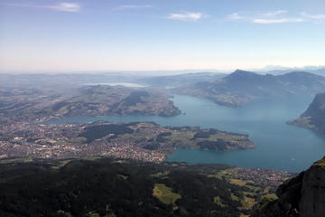 Mt Rigi & Mt Pilatus - 2 Peaks in 1...